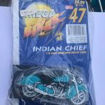 Hachette mega bikes Maisto  #47  Indian Chief  Bike 1:18